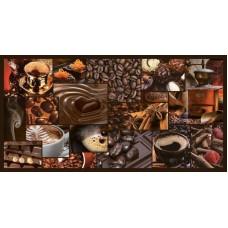 Декоративная панель ПВХ Мозаика Аромат Кофе 955мм*480мм