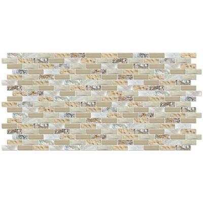 Декоративная панель ПВХ Мозаика Астерия 980мм*480мм