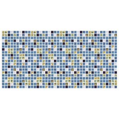 Декоративная панель ПВХ Мозаика Атлантида 955мм*480мм