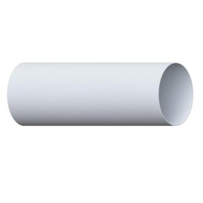 Альта-Профиль Труба водосточная ПВХ 4м D-125 95 Элит Белый