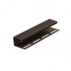 J-профиль Docke(Деке) Шоколад (Коричневый) 3000 мм