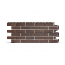 Фасадные панели Docke Berg Коричневый 1127*461 мм