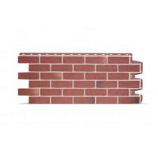 Фасадные панели Docke Berg Рубиновый 1127*461 мм