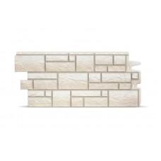 Фасадные панели Docke Burg Белый 1,072*0,472