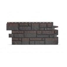 Фасадные панели Docke Burg Темный 1072*472 мм