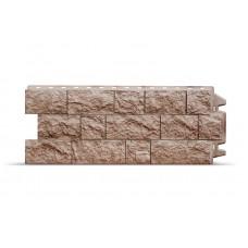 Фасадные панели Docke Fels Перламутровый 1052*425 мм