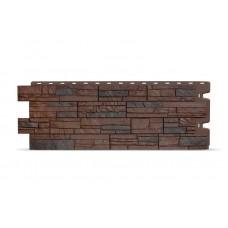 Фасадные панели Docke Stein Темный орех 1196*426 мм