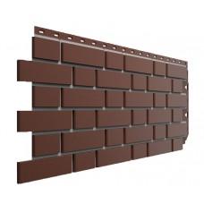 Фасадные панели Docke Flemish Коричневый 1095*420 мм