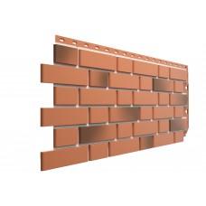 Фасадные панели Docke Flemish Красный Жженый 1095*420 мм