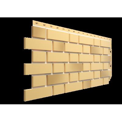 Фасадные панели Docke Flemish Желтый Жженый