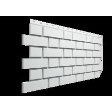 Фасадные панели Docke Flemish  Белый 1095*420 мм