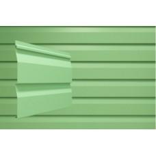 Сайдинг Docke Dacha Эконом Светло-зеленый