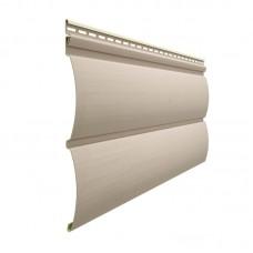 Сайдинг Docke Блок-Хаус крем брюле 3660 мм*240 мм