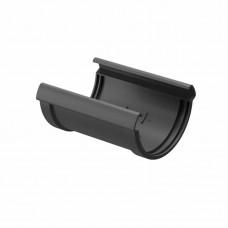 Соединитель желобов ПВХ Docke LUX D-141/100 графит