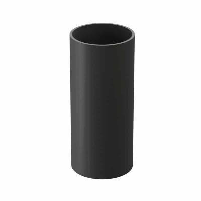 Труба водосточная Docke LUX D-141 100 3м графит