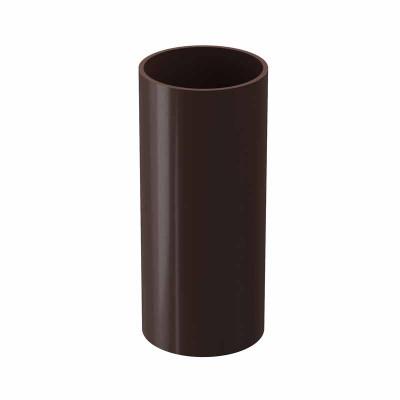Труба Docke LUX  D-141/100 1м шоколад