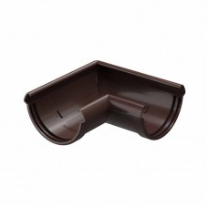 Угловой элемент 90гр ПВХ Docke LUX D-141/100 шоколад