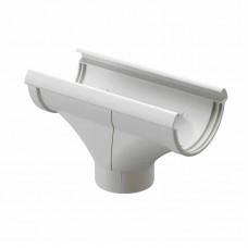 Воронка водосточная ПВХ Docke LUX D-141 100 пломбир