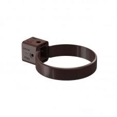 Docke Premium Хомут универсальный D-120/85 шоколад