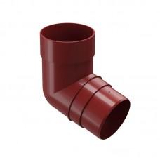 Колено трубы Docke Premium 72° D-120 85 Гранат