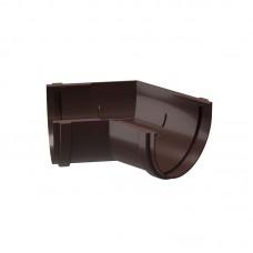 Docke Premium Угловой элемент 135гр D-120/85 шоколад