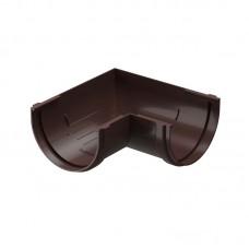 Docke Premium Угловой элемент 90гр D-120/85 шоколад