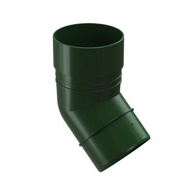 Docke Dacha Колено трубы 45гр 120 80 Зеленый