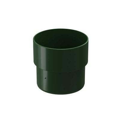 Docke Dacha Муфта трубы соединительная Зеленый