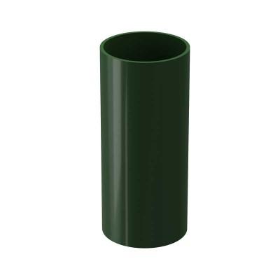 Docke Dacha Труба водосточная 120 80 3м Зеленый