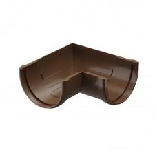 Docke Dacha Угловой элемент 90гр 120 80 светло-коричневый
