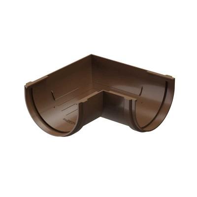 Угловой элемент 90гр Docke Dacha 120 80 светло-коричневый