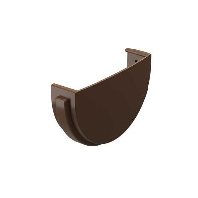 Заглушка желоба Docke Dacha 120 80 Светло-коричневый