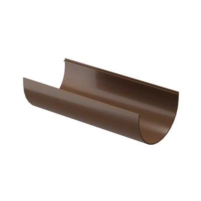 Docke Dacha Желоб водосточный 120 80 3м светло-коричневый