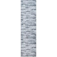 Панели ПВХ Ю-Пласт Сланец Серый 2.5 , 3 м