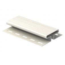 Н-планка соединительная белая 3050 мм
