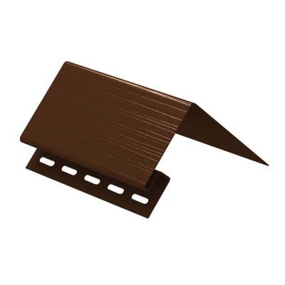 Околооконная планка Ю-Пласт коричневая