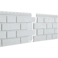 Фасадные панели Ю-пласт Стоун Хаус S-Lock Клинкер Дымчатый