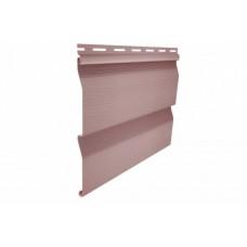 Сайдинг Ю-Пласт  Корабельный брус Розовый 3050*230 мм