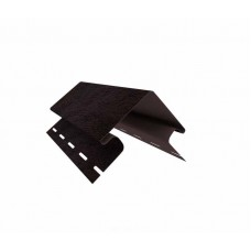 Наружный угол Кирпич коричневый 3.05м