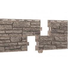 Фасадные панели Ю-пласт Стоун Хаус Сланец Бежевый 2000 мм*225 мм