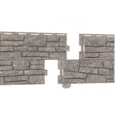 Ю-пласт Стоун Хаус Сланец Светло-серый 2000 мм*225 мм