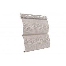 Сайдинг Ю-пласт Timberblock Ясень Беленый 3400 мм*230 мм