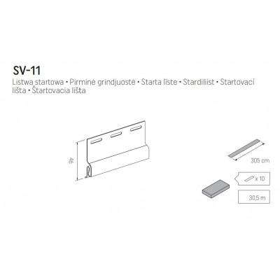 Начальная планка VOX SV-11