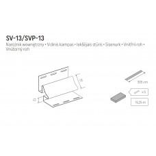 Внутренний Угол VOX SV-13/SVP-13 3050 мм