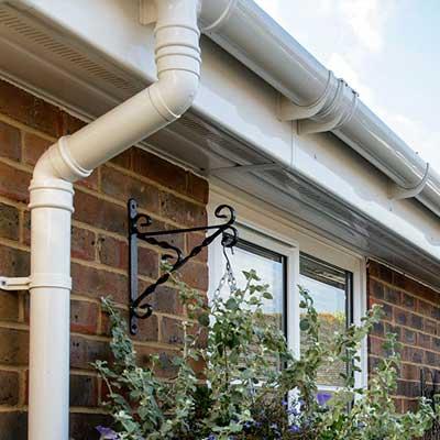 Большой выбор водостоков для крыши